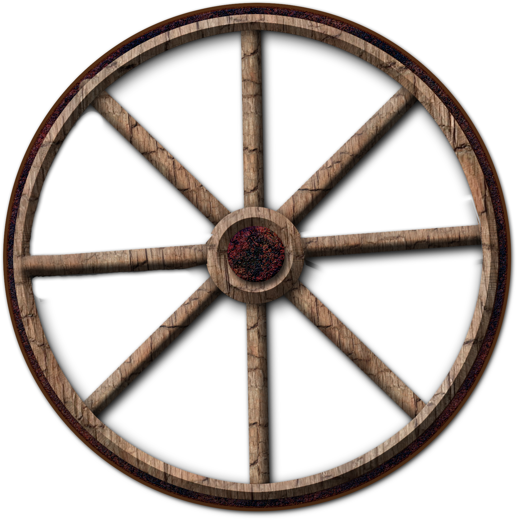 Spoked Wheel Stock Illustrations, Cliparts And Royalty Free Spoked Wheel  Vectors