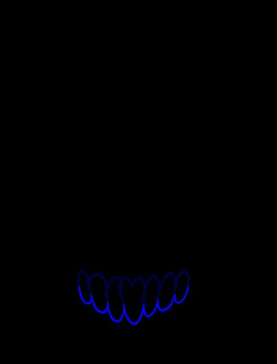 Transparent side skull clipart - Drawn Sugar Skull Human - Dia De Los Muertos Drawings Sugar Skull