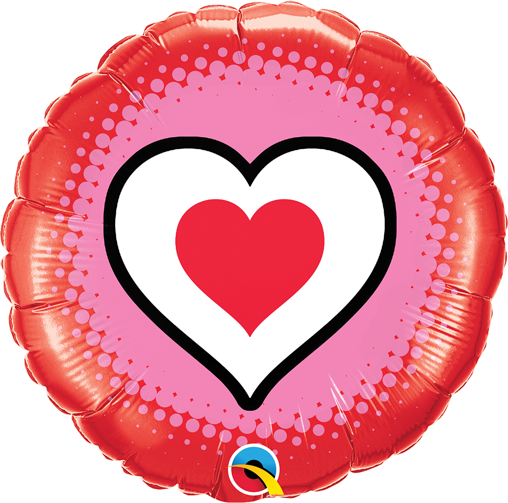 Transparent valentine balloons clipart - Get Ready For The Big 14 Day Countdown To Valentine's - Apple Watch Face Carolina Panthers