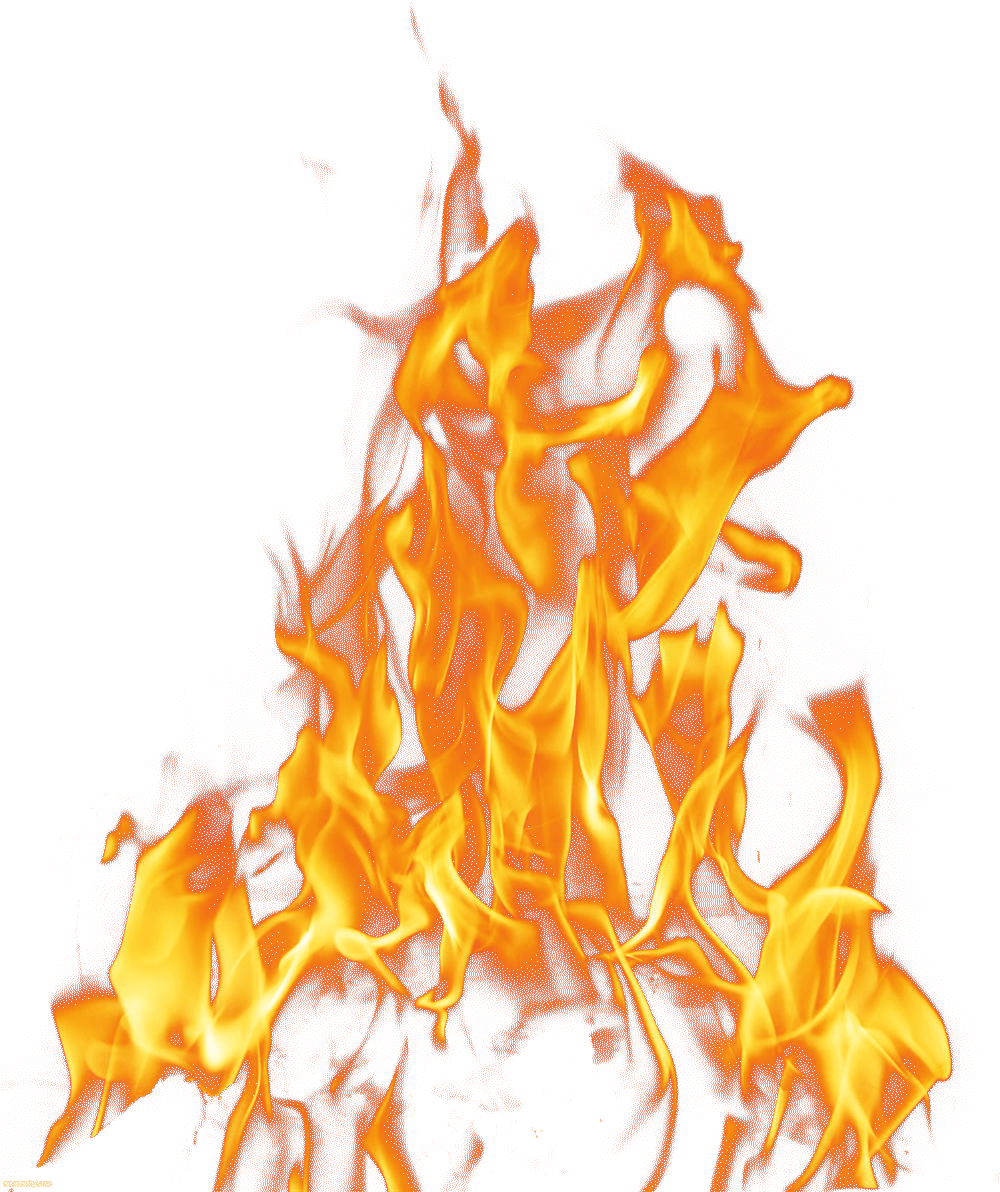 Transparent fire clipart - Fire Light Raging Layered Flame Transparent Clipart - Fire Images Png Hd