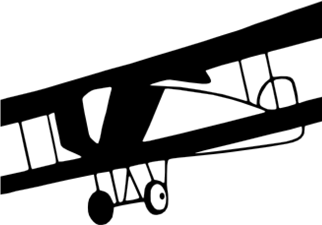Transparent airplane clipart - Aircraft Clipart - Transparent Background Vintage Airplane Clipart