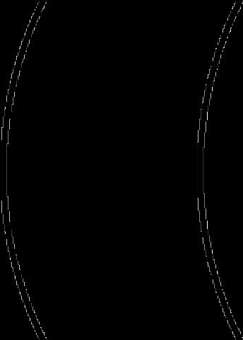 Moon Clipart Outline - Circle , Transparent Cartoon - Jing fm