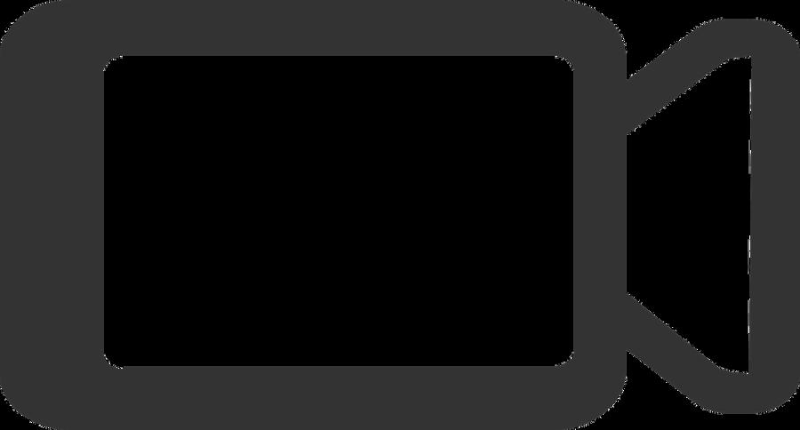 Transparent film clipart transparent - Video Camera Graphic Clipart Photographic Film Video - Video Camera Graphic Png