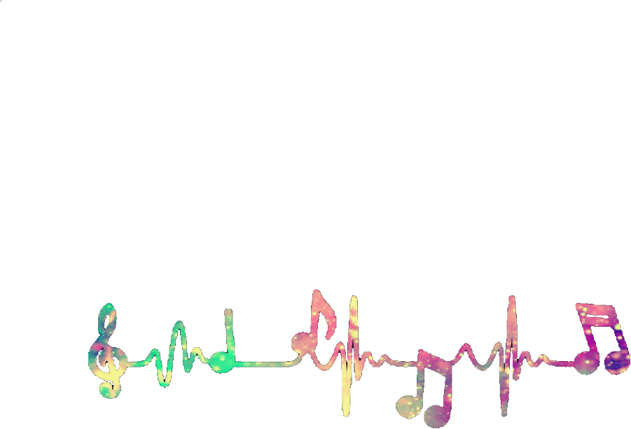 Music Notes Colorful Png Cute Music Notes Png Transparent Cartoon Jing Fm
