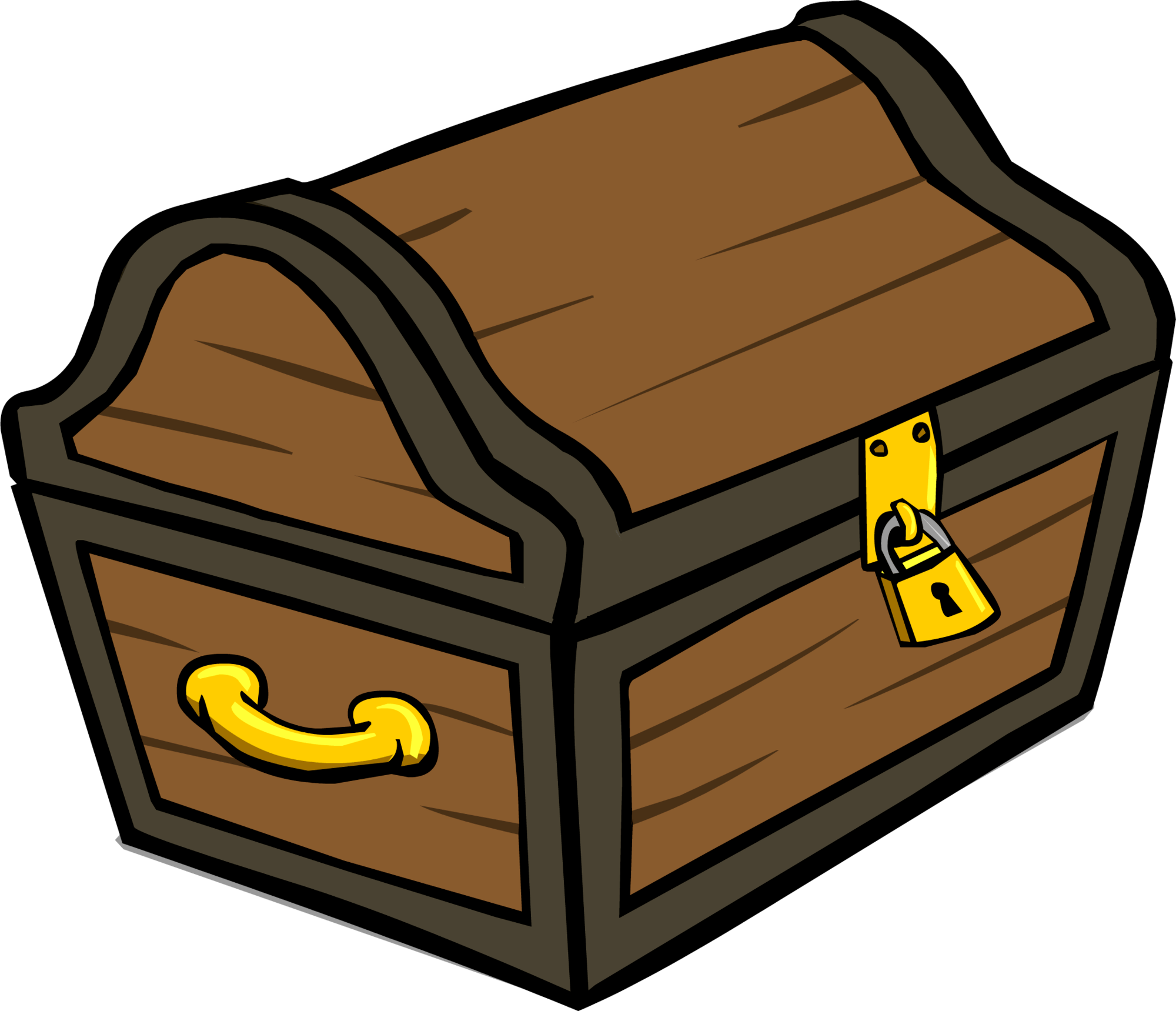 Transparent pirate treasure chest clipart - Treasure Chest Id 305 Sprite Club - Treasure Chest Transparent Background