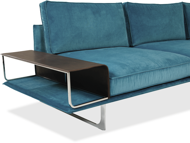Transparent sofa clipart - Longue Sofa Bed Couch Table Chaise Clipart - Ip Design Cube Air