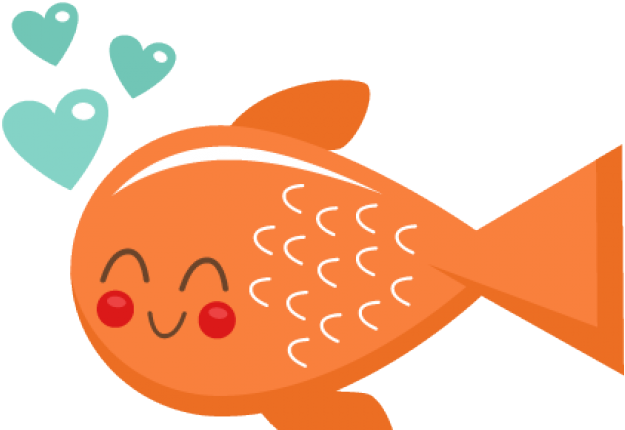 Fishing Clipart Scrapbook Cute Fish Clipart Png Transparent Cartoon Jing Fm