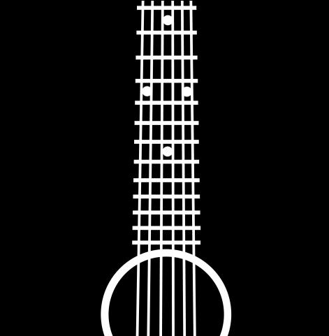 Ukulele Clipart Transparent Background Acoustic Guitar Clipart Black And White Transparent Cartoon Jing Fm