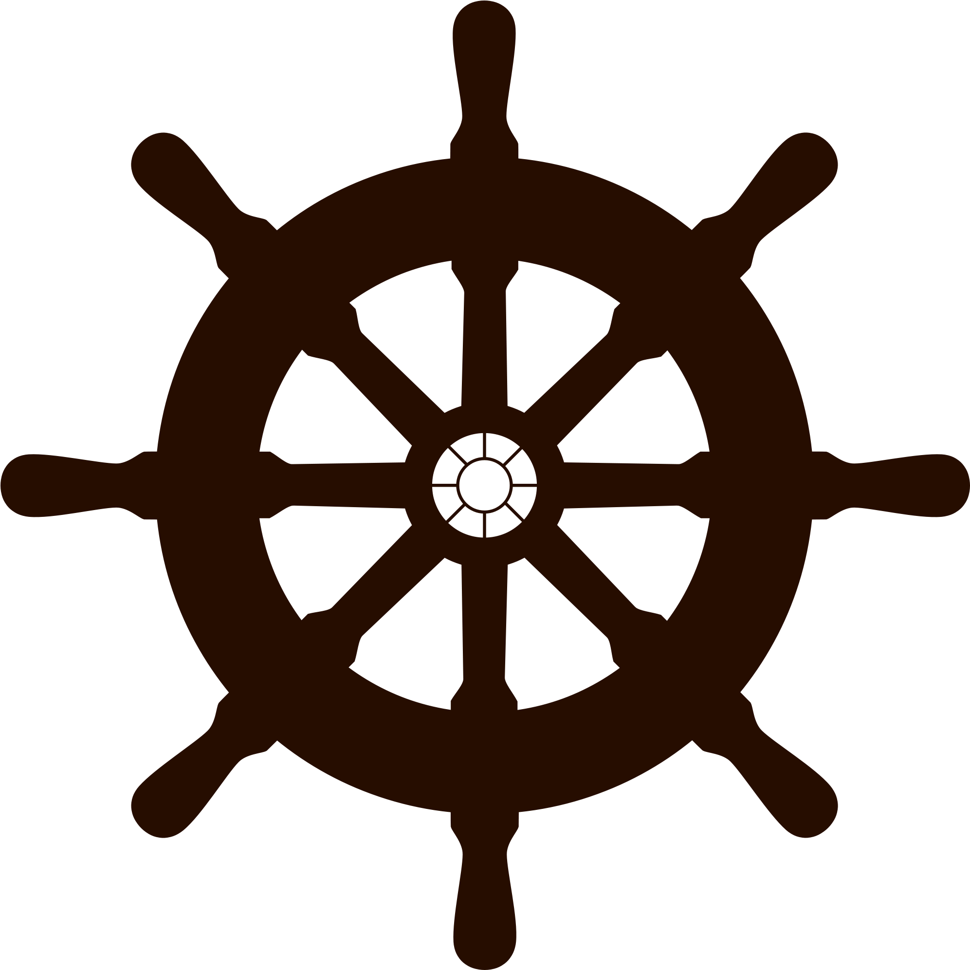 Transparent ship steering wheel clipart - Ship Wheel Png Transparent - Broadway.com Inc