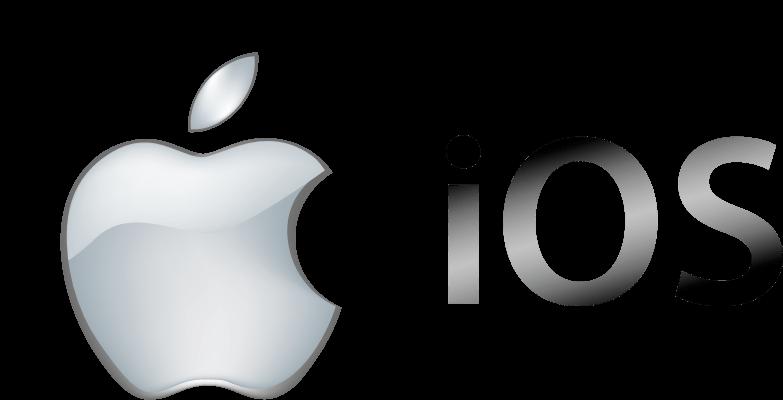 Ios - Transparent Background Ios Logo , Transparent Cartoon