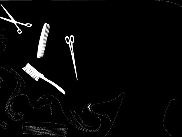 Black Hair Clipart Beauty Parlour Beauty Salon Png Transparent Cartoon Jing Fm
