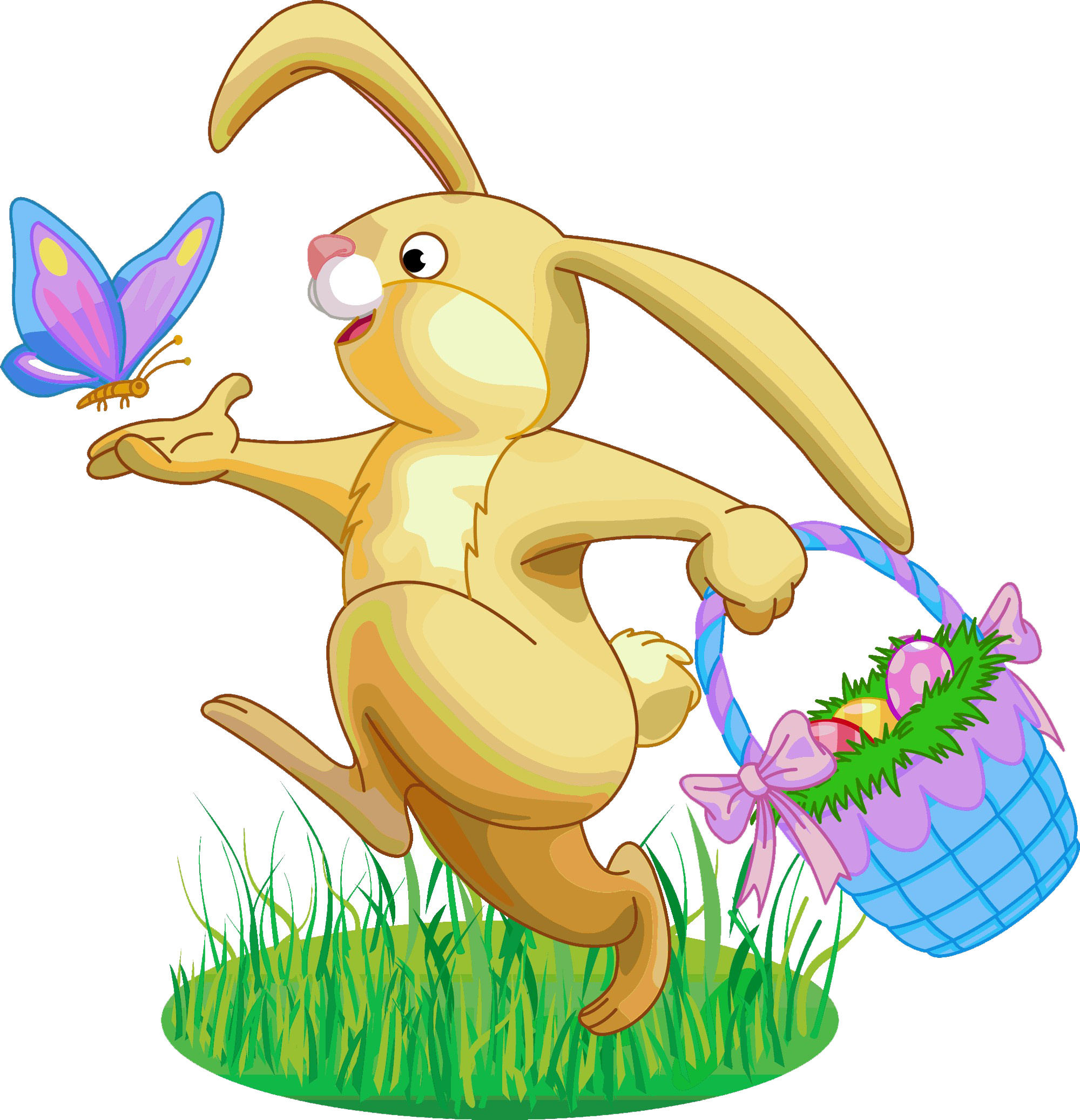 Easter Rabbit Png Clipart - Easter Bunny Clip Art ...