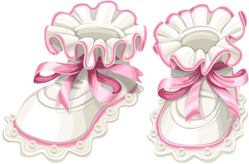 Baby Shoes Clipart Png Pink Baby Booties Png Transparent Cartoon Jing Fm