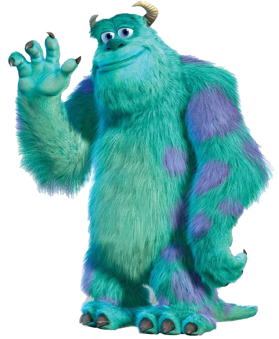 Monsters Inc Movie Scary Monsters Disney Monsters Disney Monsters Inc Png Transparent Cartoon Jing Fm