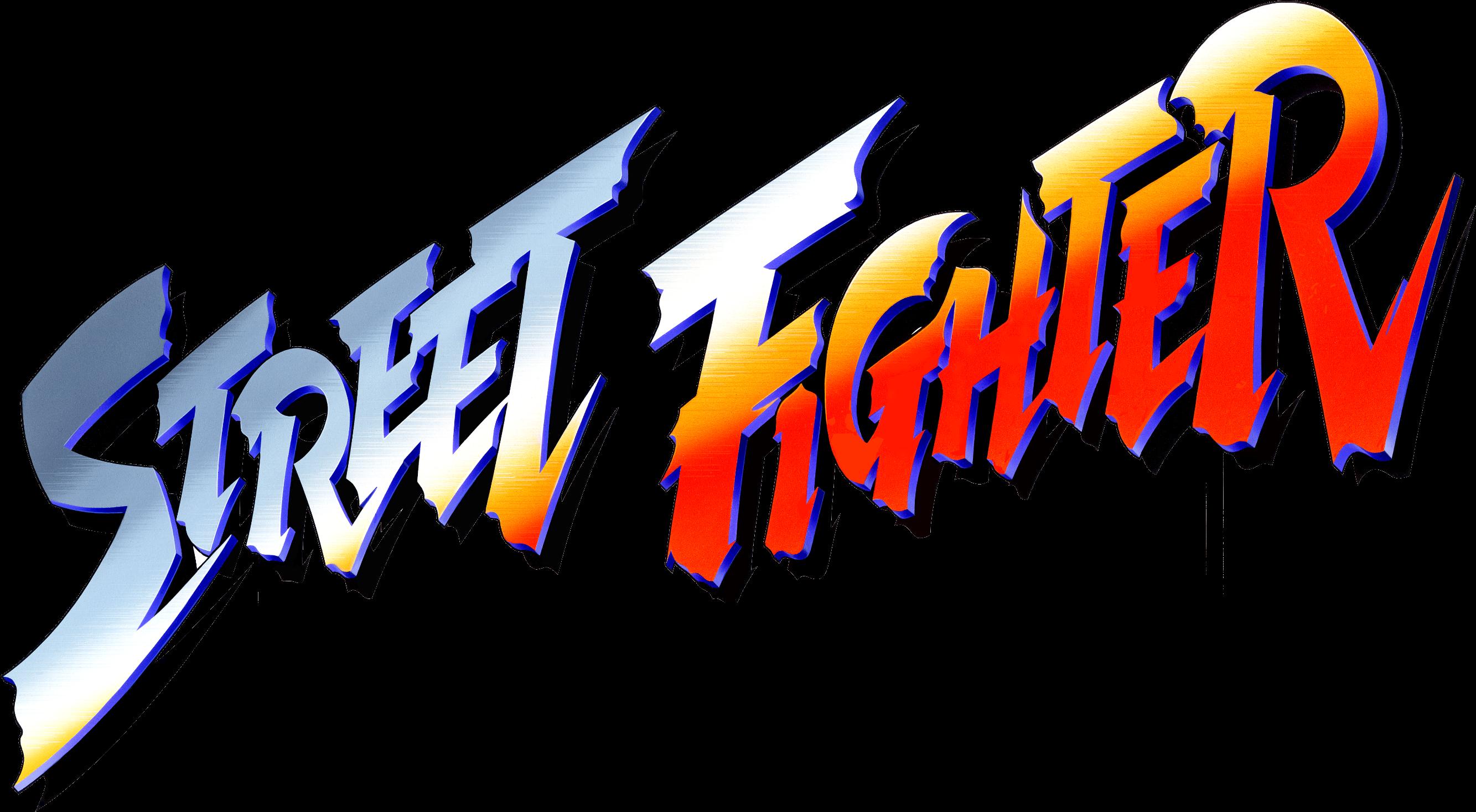 Street Fighter Compendium Logo Street Fighter Zero Logo