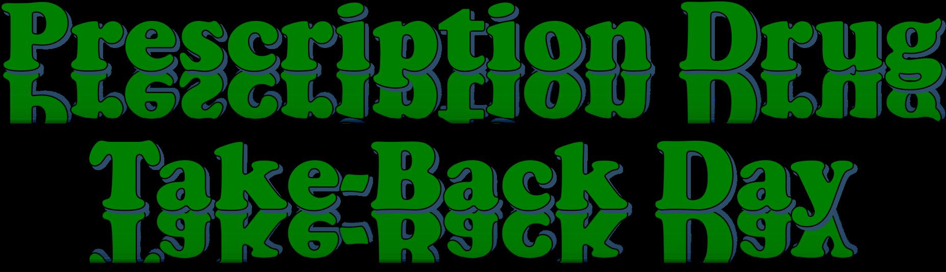 Transparent taking medication clipart - Important Event April Prescription Drug Take Back Ⓒ - Graphic Design