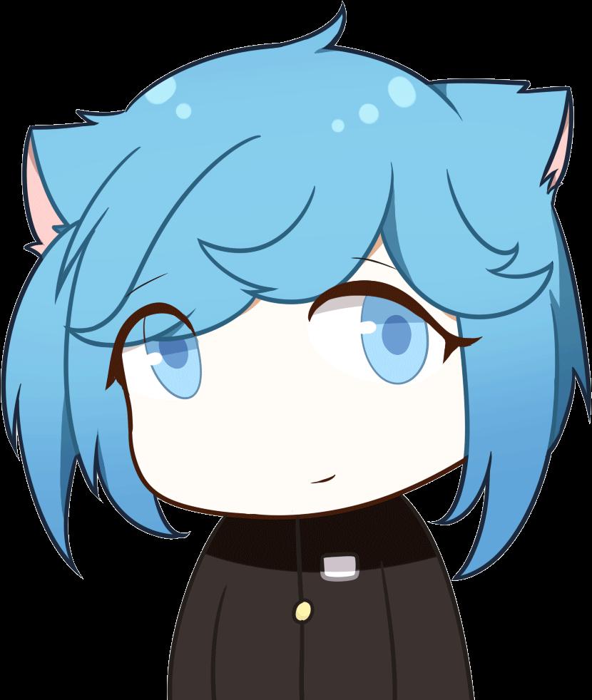 Emoji Thinking Png - Discord Emoji Anime Gif , Transparent