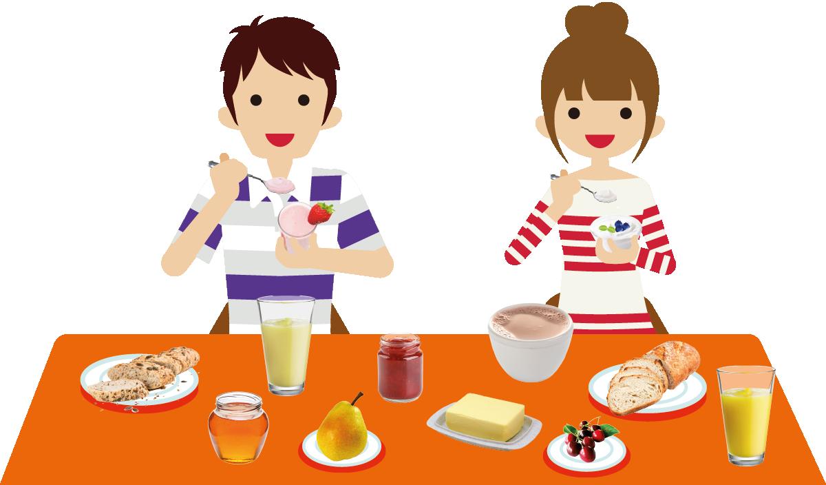 Outils Eat Healthy Food Animado Transparent Cartoon Jing Fm