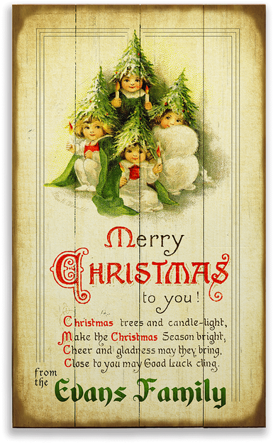 Transparent merry christmas & happy new year clipart - View Zoom Merry Christmas Poem Sign - Garden Roses