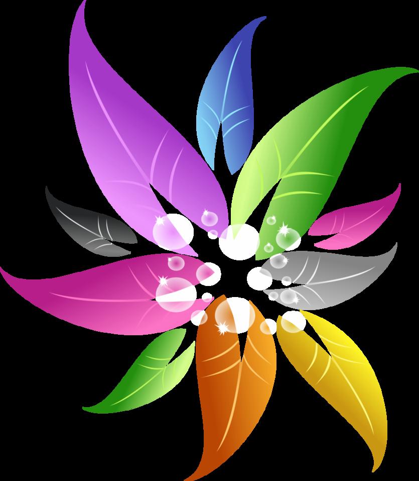 Colorful Flowers Png Color Floral Design Png Transparent Cartoon Jing Fm