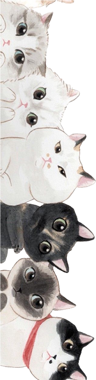 Kitten Cartoon Wallpaper Cat Free Download Image Cute Cat