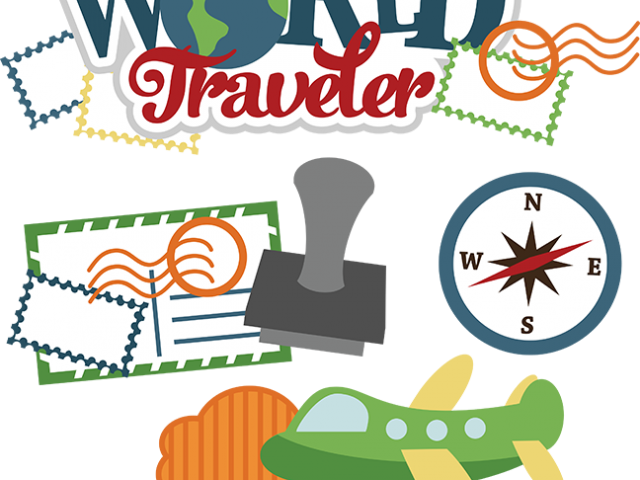 Transparent travel clipart free download - We Present To You A Travel Clipart Traveller - Travel On Vacation Clipart