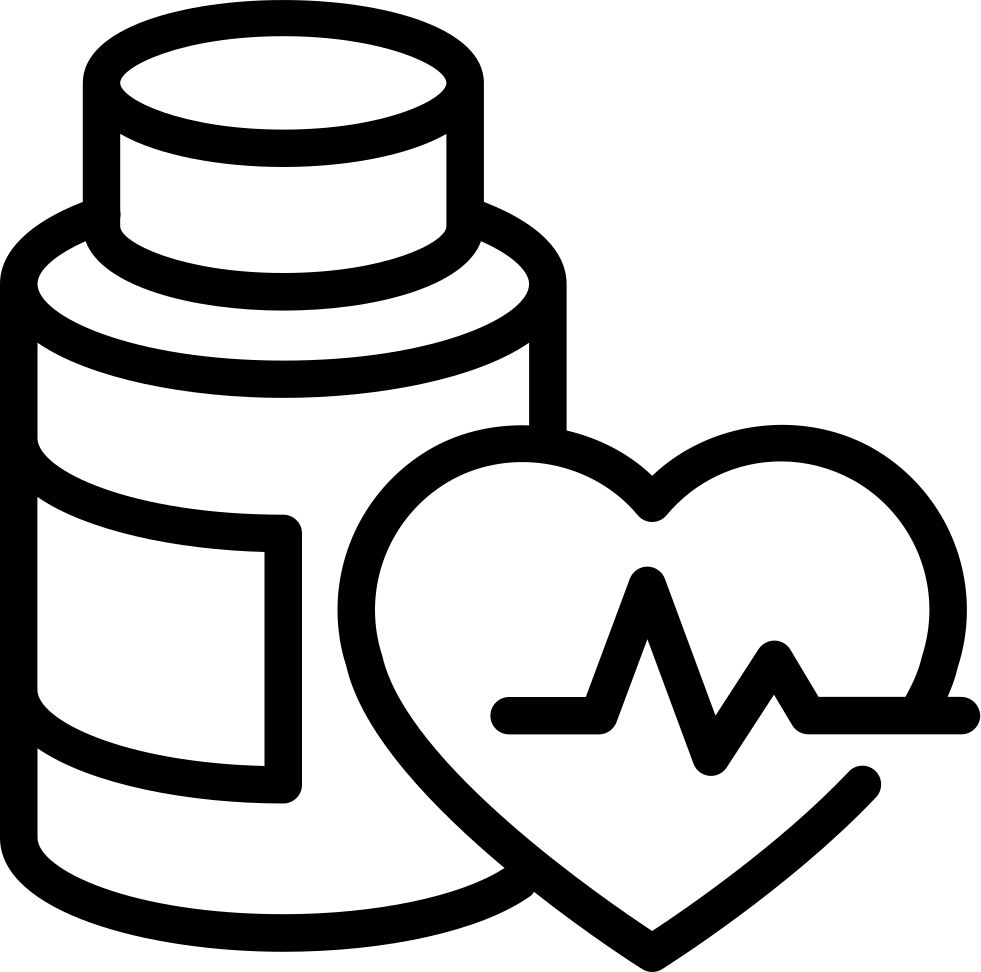 Transparent pill bottle clipart - Medication Bottle Png - Vitamin Clipart Black And White