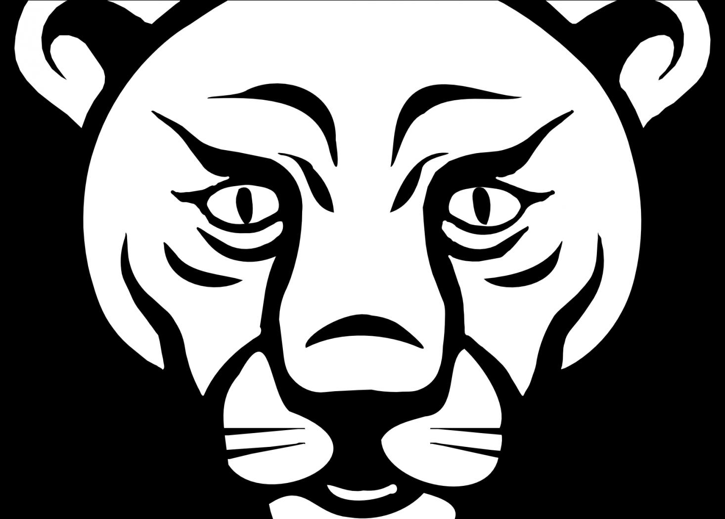 Lion Clipart Printable Face Mountain Lion Drawing Transparent Cartoon Jing Fm