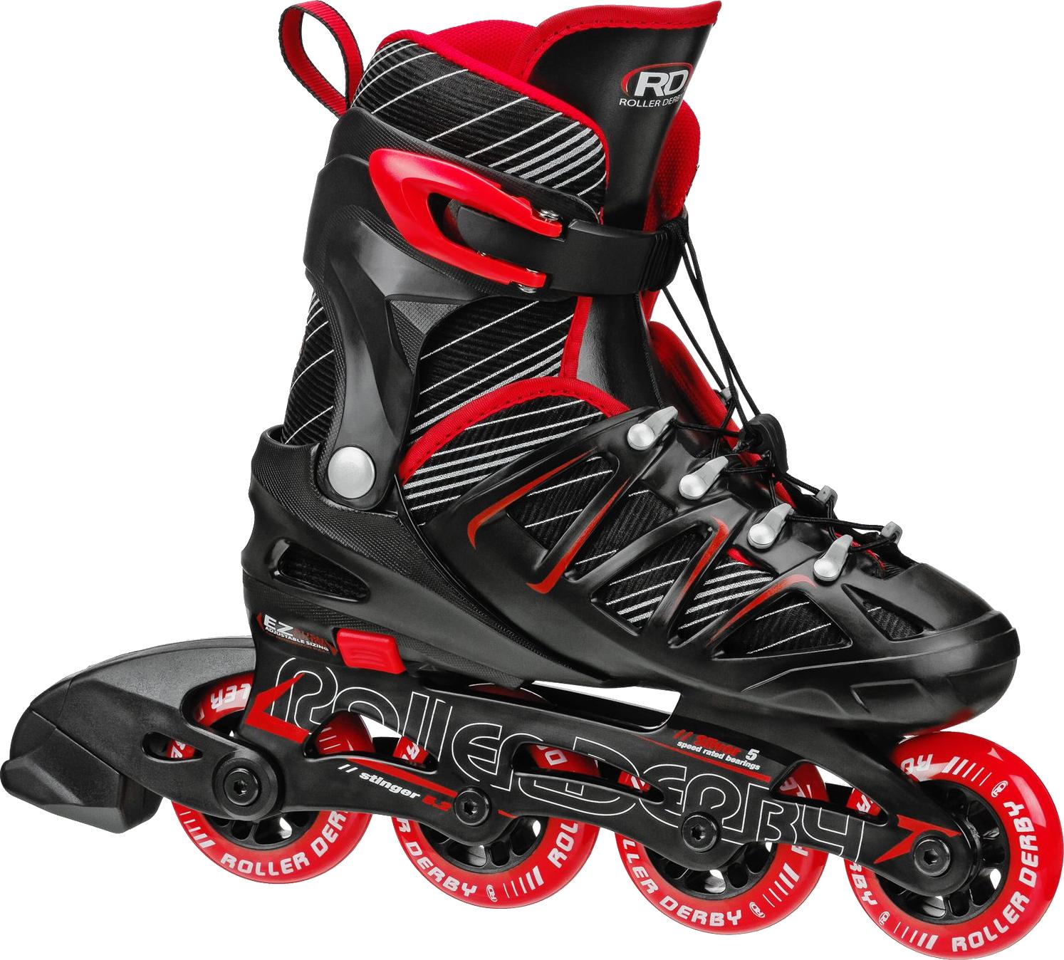 Transparent inline skating clipart - Roller Skates - Roller Skates For Boys