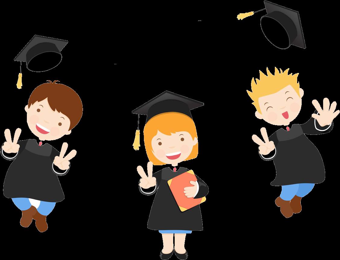 Transparent clipart for graduation invitations - Primary School Graduation Invitations , Png Download - Congratulation Graduate Vector