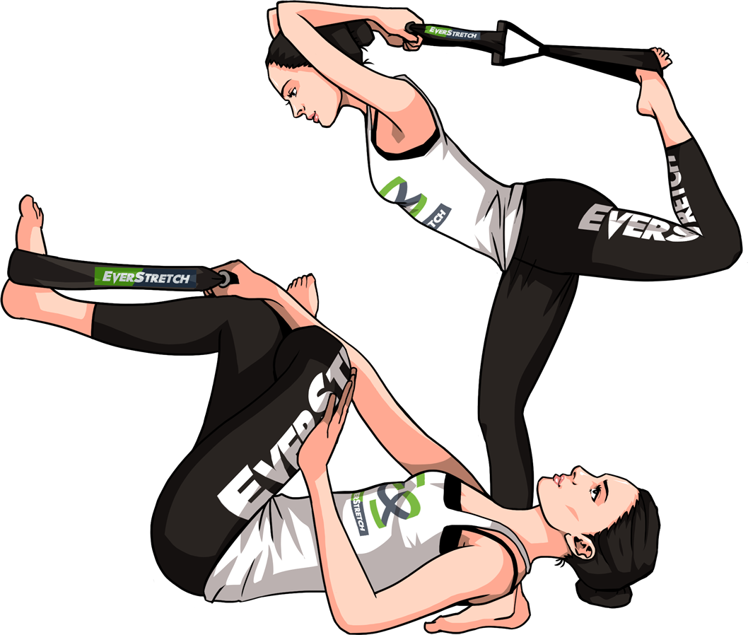 Stretching Exercise Clipart Transparent Cartoon Jing Fm
