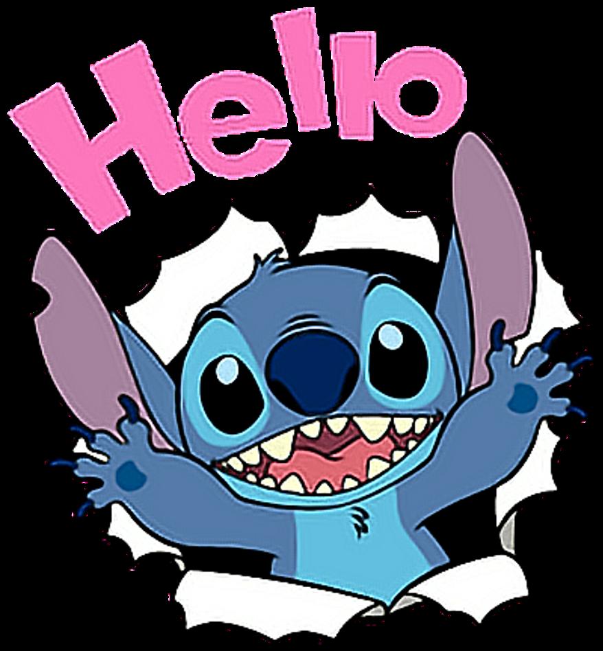 Cute Lilo And Stitch Transparent Cartoon Jing Fm