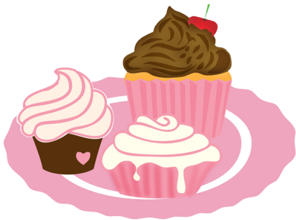 Transparent birthday party clipart - Birthday Party Clipart - Tea Party Food Clip Art