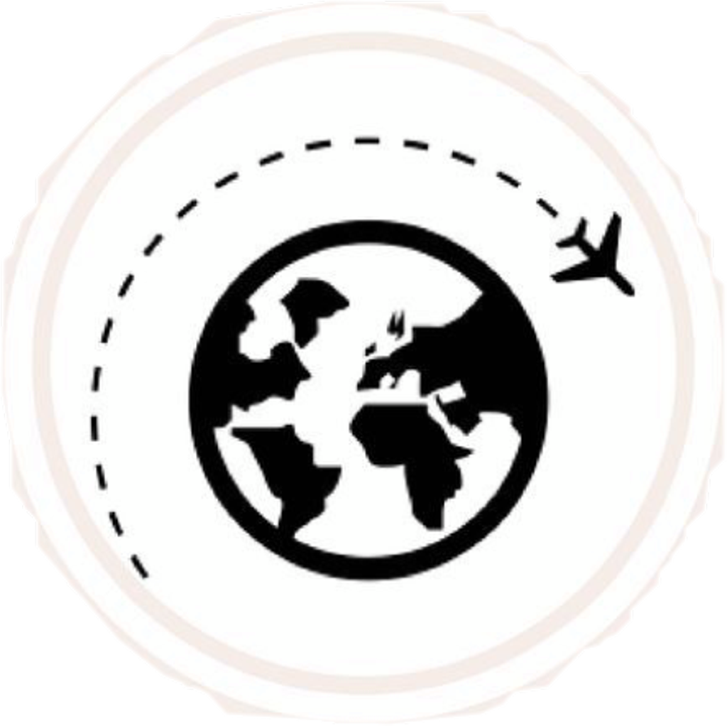 Globe Airplane Earth Icon Grafic Travel Tumblr Instagram Highlight Covers Marble Pink Transparent Cartoon Jing Fm