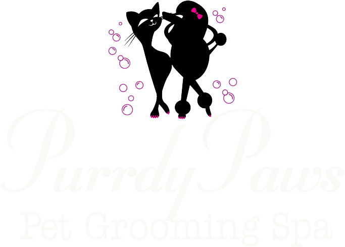 Transparent dog paw clipart - Paw Clipart Dog Spa - Purrdy Paws Pet Grooming