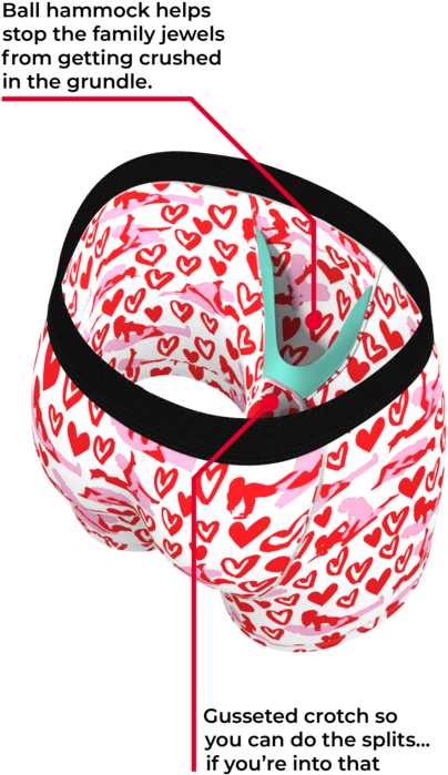 Transparent valentine s day party clipart - Shinesty Ball Hammock