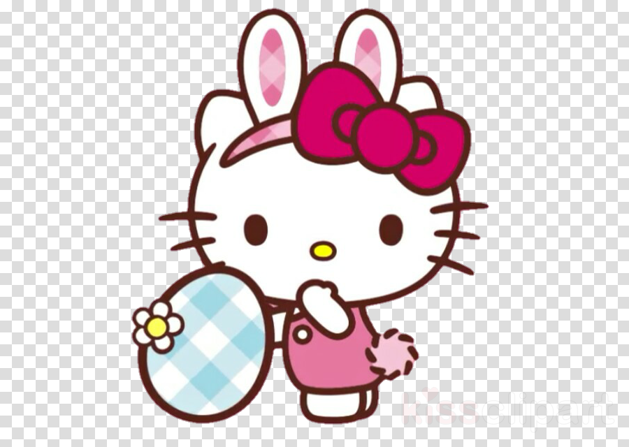 Transparent hello kitty clipart - Hello Kitty Watching You Clipart Hello Kitty Sanrio - Hello Kitty Spring Png