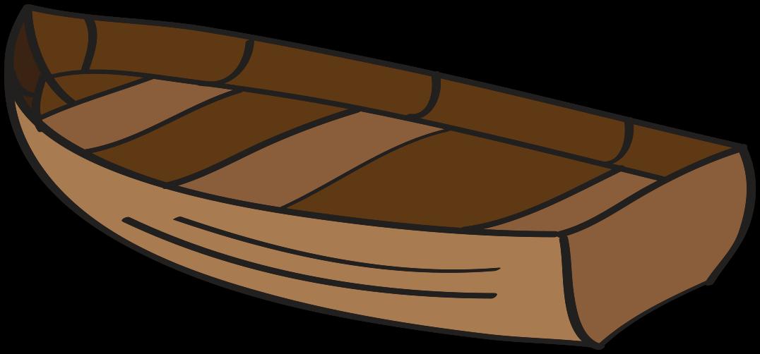 Buncee Fullscreen Ⓒ - Wooden Boat Clipart , Transparent ...