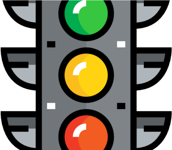 Transparent traffic light clipart - Traffic Light Clipart Batas Trapiko - Cute Traffic Light Clipart