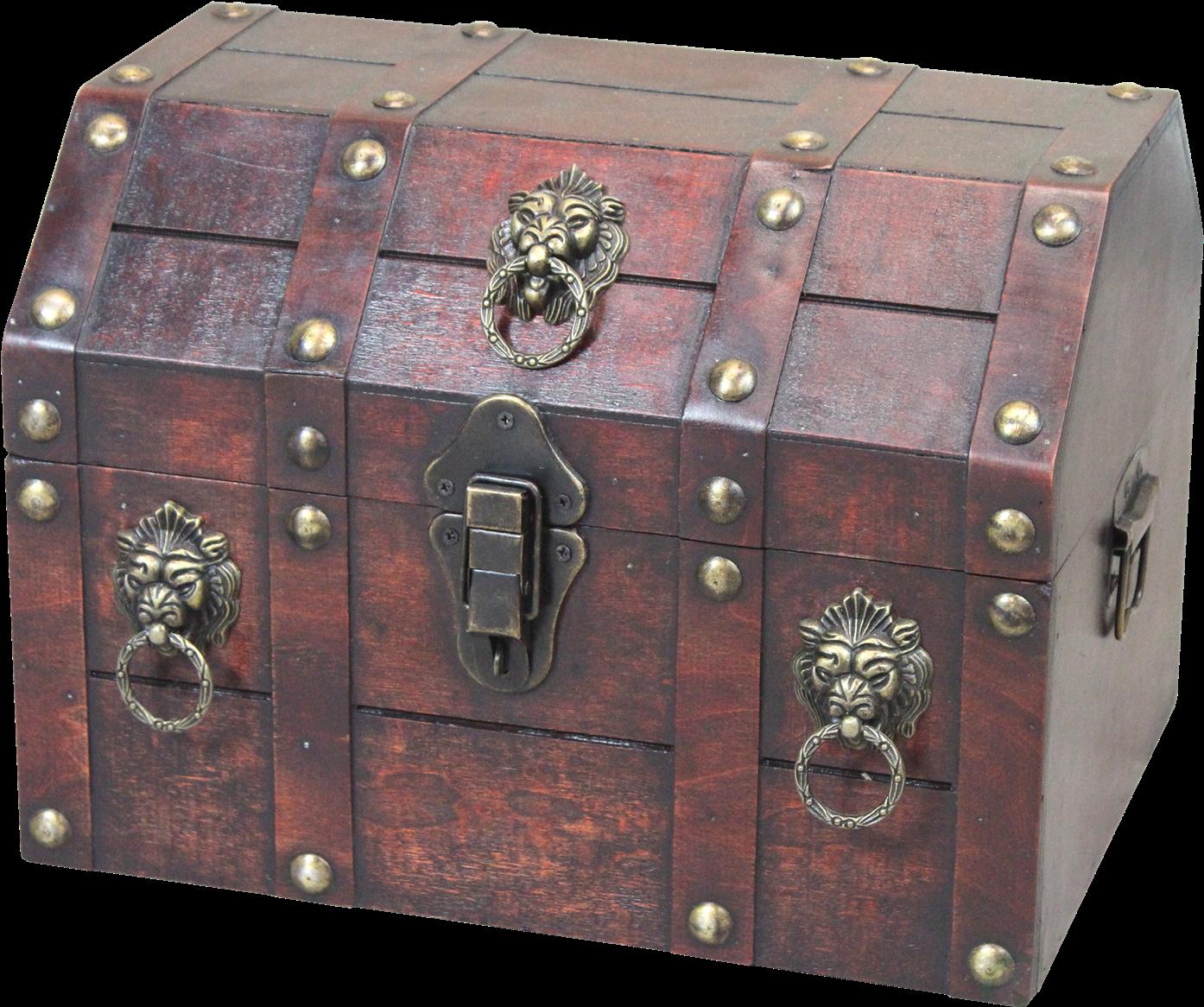 Transparent treasure chest clipart - Treasure Chest Png Clipart - Pirate Treasure Chest
