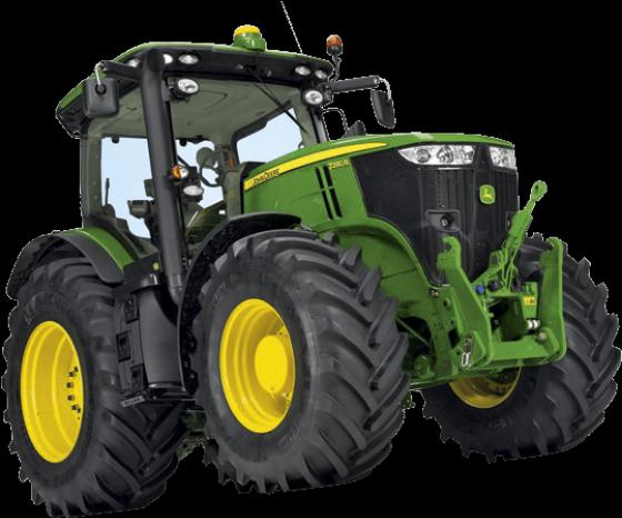 Transparent tractor clipart - Tractor Clipart Transparent Background - John Deere Png