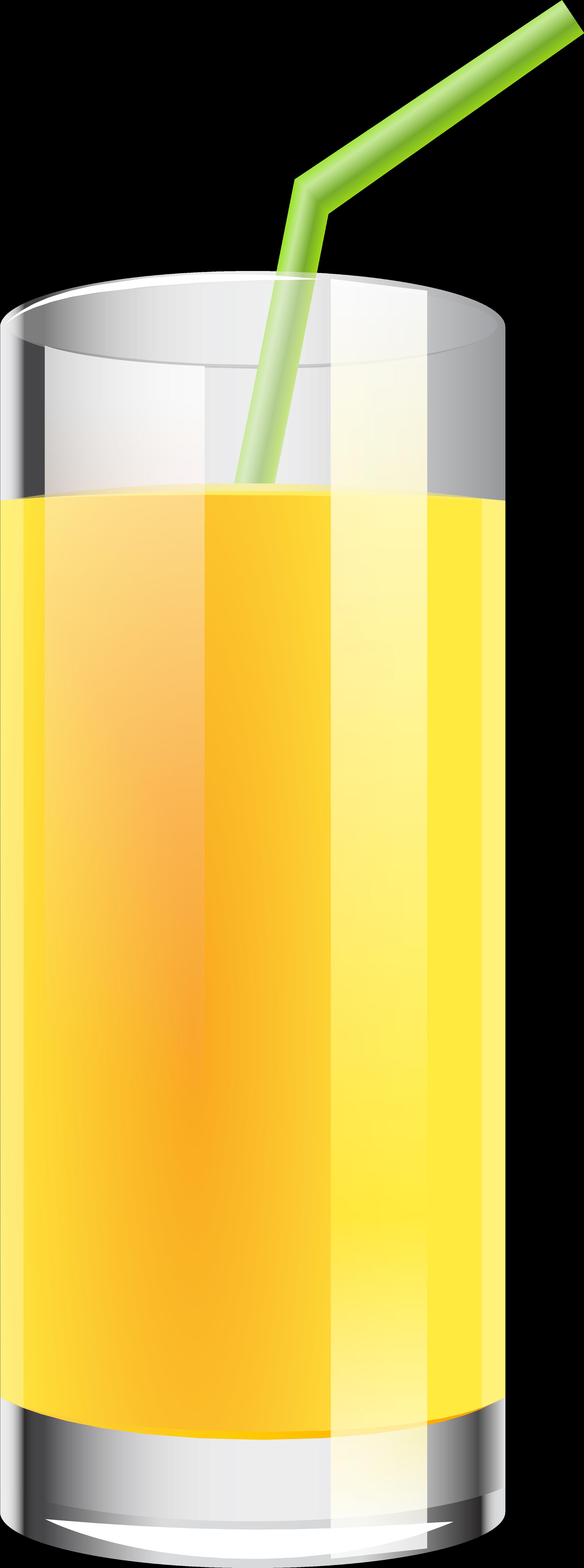Transparent juice clipart - Orange Juice Png Clip Art - Graphic Design