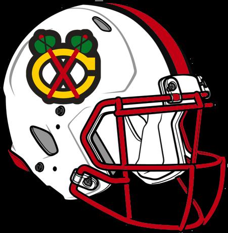 Chicago Bears Helmet Drawing At Getdrawings Football