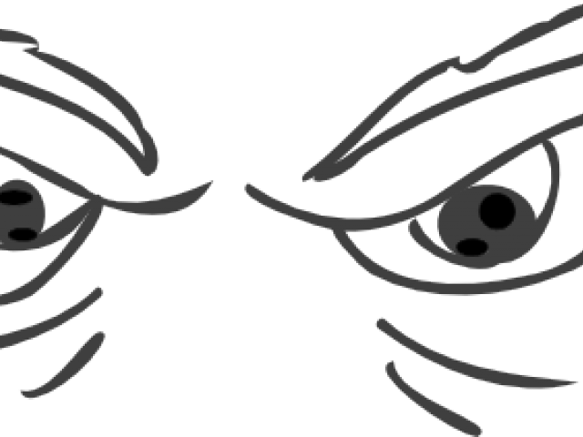 Scary Eyes Drawing Png Transparent Cartoon Jing Fm