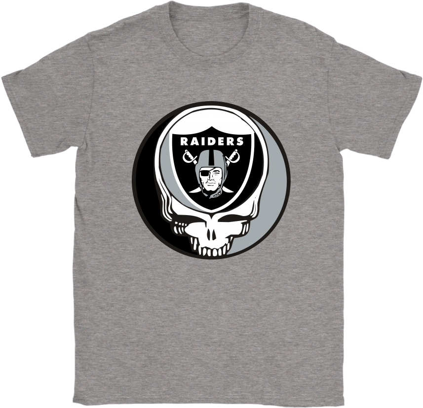 Transparent steal your face logo clipart - Oakland Raiders