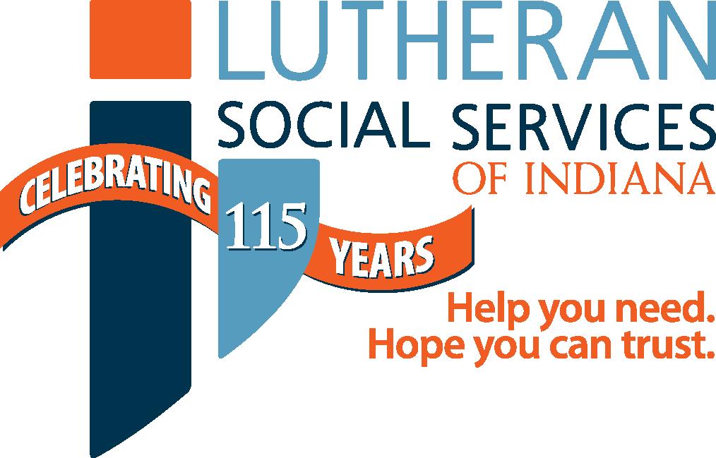 Transparent social services clipart - Lutheran Social Services Of Indiana Logo