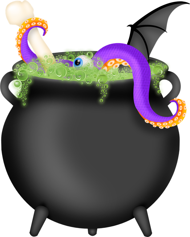 Suggestions Images Of Witches Cauldron Clipart Transparent