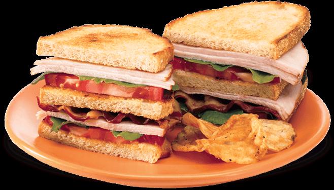 Transparent sandwich clipart - Sandwich Clipart Ham Sandwich - Fast Food