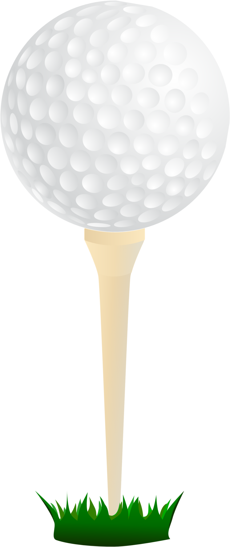 Free Clipart Golf Ball On Tee Clipart Transparent Cartoon Jing Fm