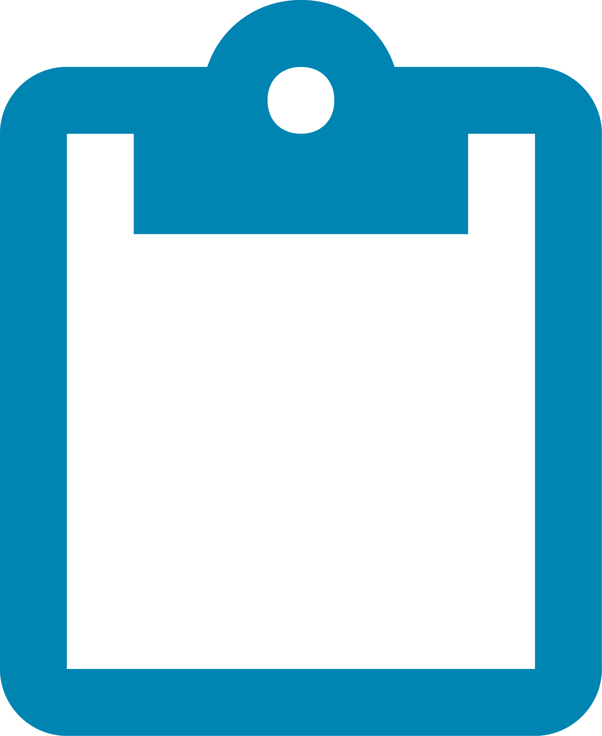 Transparent clipboard clipart - Practice Areas - Icon